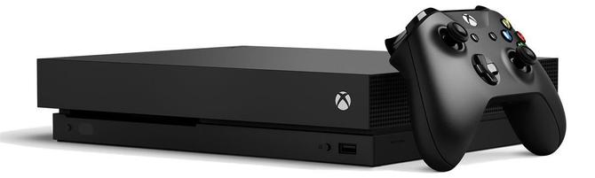 Xbox One X: wymień starą konsolę i odbierz zniżkę na gry i pada [3]