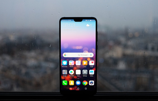 Huawei tworzy własny system operacyjny w razie zakazu Androida [2]