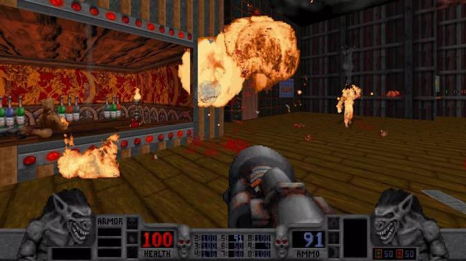 Blood - nowa porcja screenów z remastera klasycznego FPS [1]