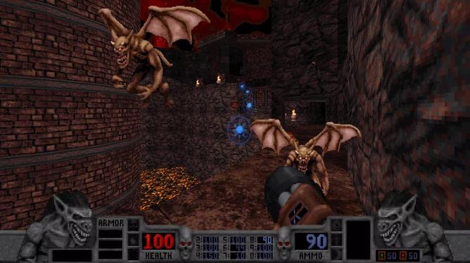 Blood - nowa porcja screenów z remastera klasycznego FPS [2]