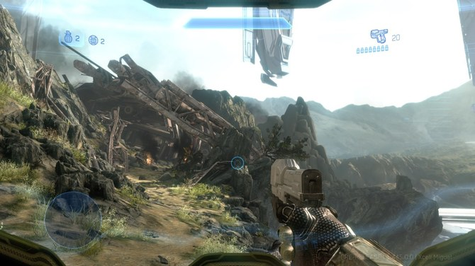 Halo Insider Program - Cztery odsłony Halo trafią na pecety [1]