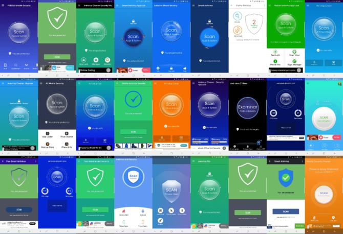 Raport: większość antywirusów na Androida jest nieefektywna [2]