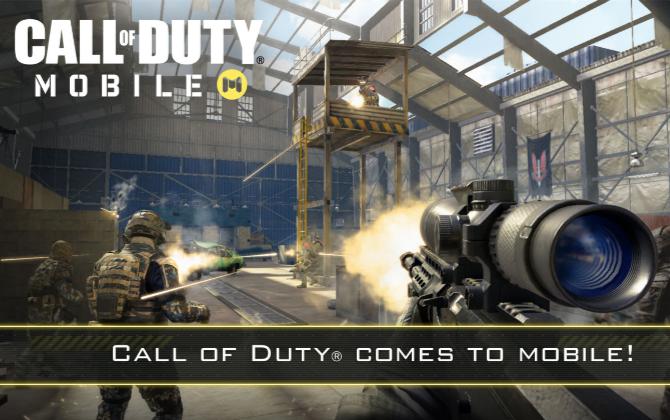 Activision zapowiedziało Call of Duty Mobile dla Androida i iOS [1]