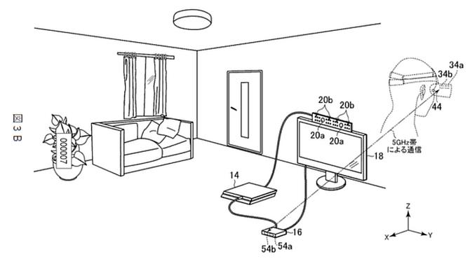 Bezprzewodowe gogle PlayStation VR 2 - Patent zdradza plany Sony [1]
