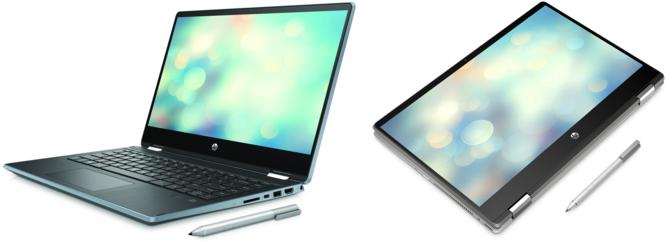 HP odświeża swoje laptopy - Pavilion x360 14 oraz Pavilion x360 15 [1]