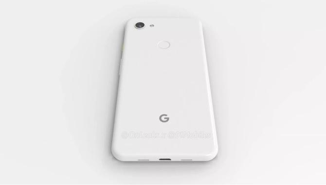 Google Pixel 3a i 3a XL - takie będą nowe smartfony od Google [1]
