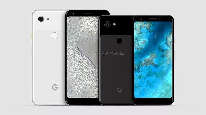 Google Pixel 3a i 3a XL - takie będą nowe smartfony od Google [2]