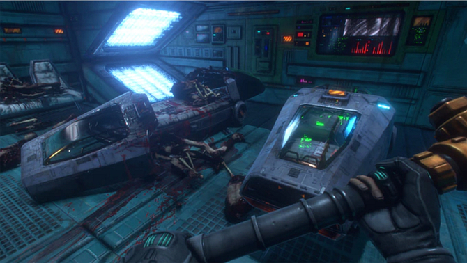 Nightdive Studios prezentuje 20 minut rozgrywki w System Shocka [1]