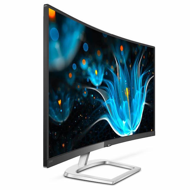 Philips prezentuje trzy zakrzywione, niedrogie monitory 27 - 32 cale [2]