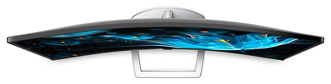 Philips prezentuje trzy zakrzywione, niedrogie monitory 27 - 32 cale [4]