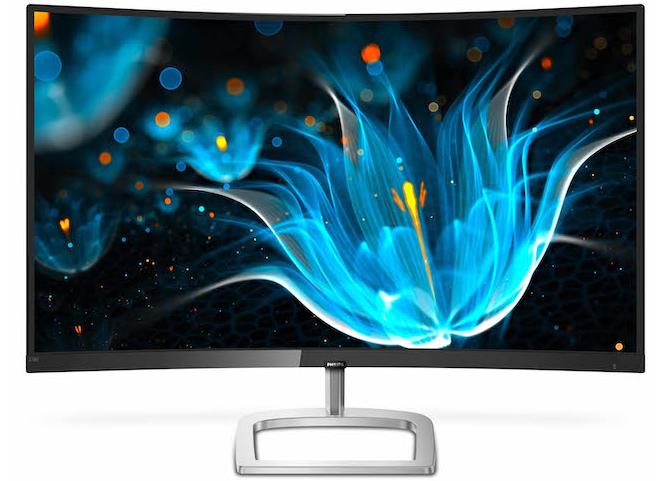 Philips prezentuje trzy zakrzywione, niedrogie monitory 27 - 32 cale [5]