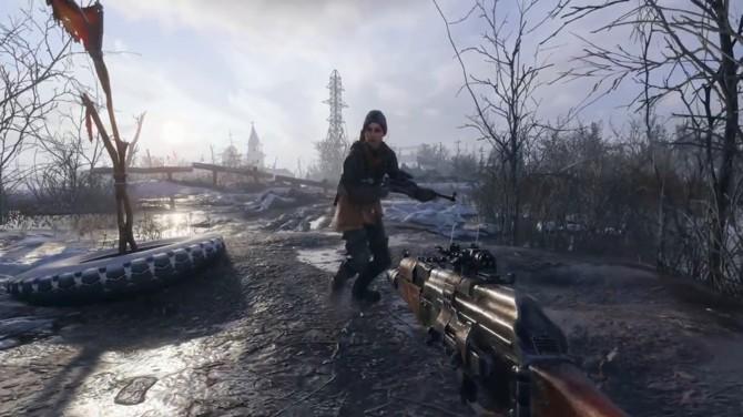Epic Games chwali się świetną sprzedażą gry Metro Exodus [2]