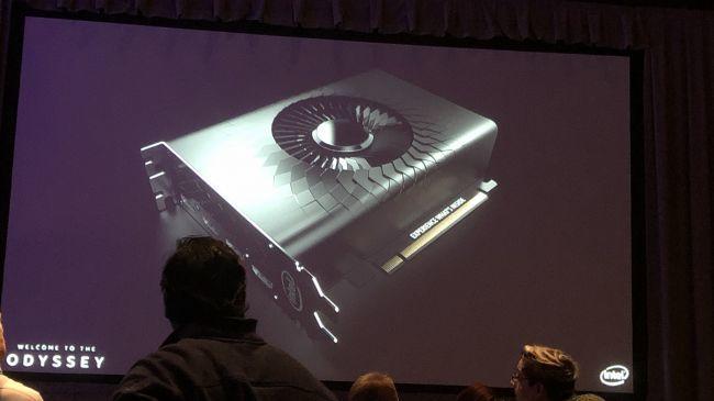 Intel przedstawił pierwsze rendery nadchodzącej karty graficznej [2]