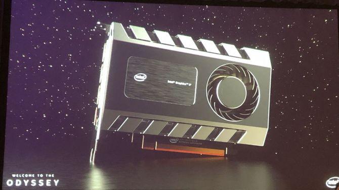 Intel przedstawił pierwsze rendery nadchodzącej karty graficznej [3]