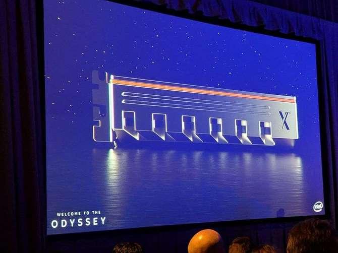 Intel przedstawił pierwsze rendery nadchodzącej karty graficznej [5]