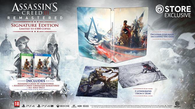 Assassin's Creed III Remastered - poznaliśmy wymagania sprzętowe [3]