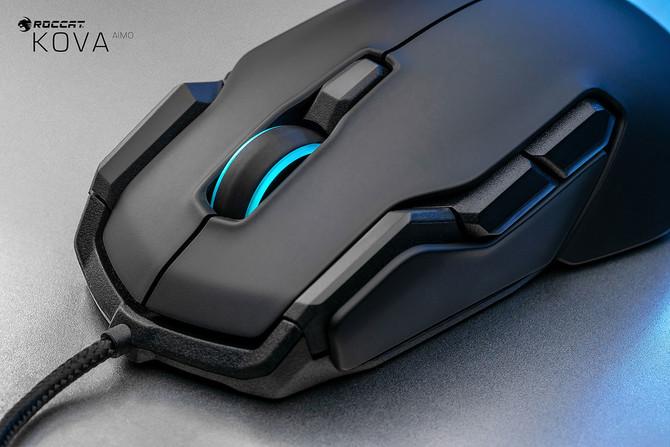 Roccat Kova AIMO: Nowa mysz dla graczy - także leworęcznych [1]