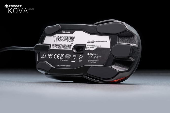 Roccat Kova AIMO: Nowa mysz dla graczy - także leworęcznych [3]
