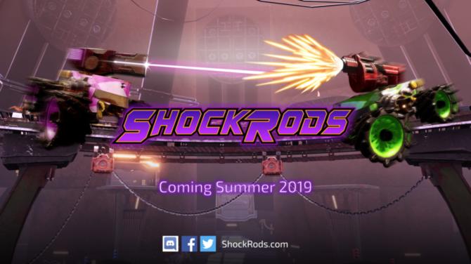 ShockRods: sieciowa ścigałko-strzelanka twórców Carmageddon [1]