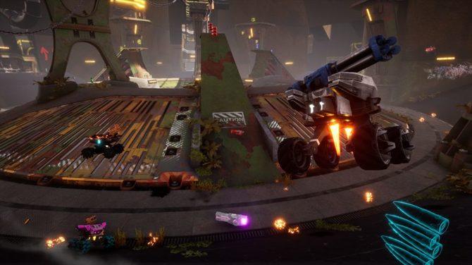 ShockRods: sieciowa ścigałko-strzelanka twórców Carmageddon [2]