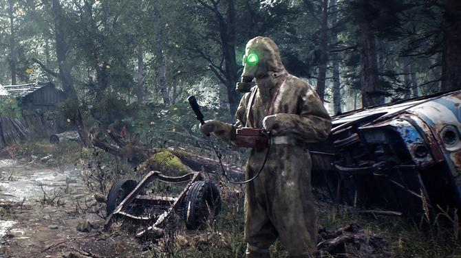 Chernobylite: Gameplay trailer z okazji startu zbiórki na Kickstarter [1]