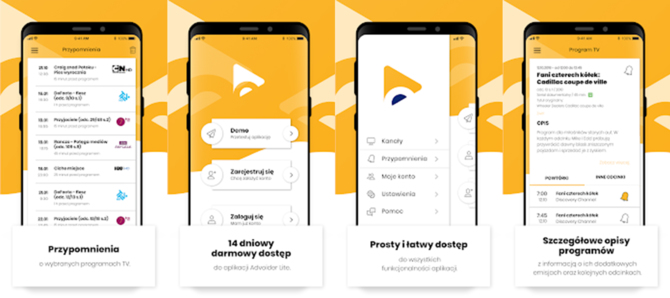 Advoider Lite - aplikacja, która powiadomi o końcu reklam w TV [2]