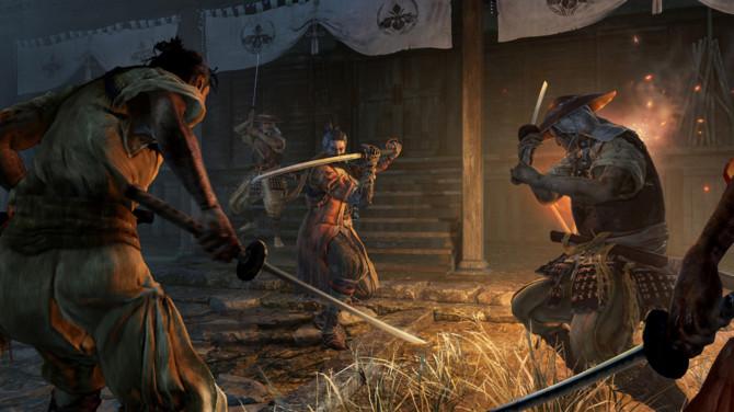 Gra Sekiro: Shadows Die Twice z imponującą sprzedażą na Steam [2]