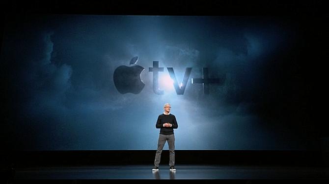 Apple TV+ - producent oficjalnie prezentuje swoją platformę VOD [1]