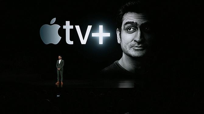 Apple TV+ - producent oficjalnie prezentuje swoją platformę VOD [12]