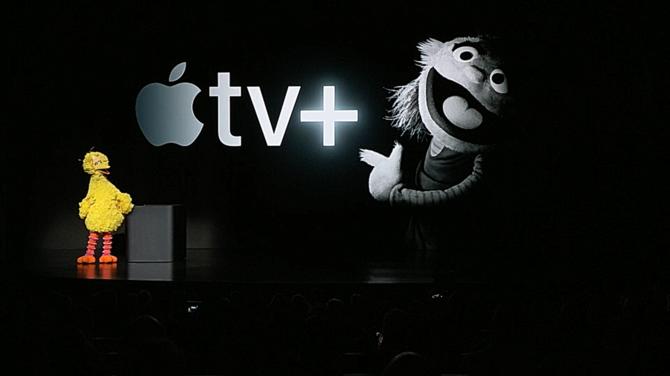 Apple TV+ - producent oficjalnie prezentuje swoją platformę VOD [13]