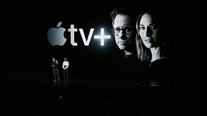 Apple TV+ - producent oficjalnie prezentuje swoją platformę VOD [14]