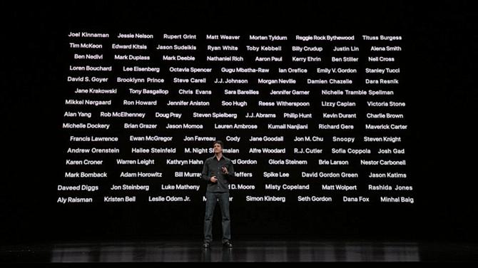 Apple TV+ - producent oficjalnie prezentuje swoją platformę VOD [16]