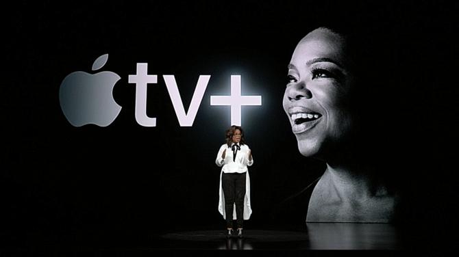 Apple TV+ - producent oficjalnie prezentuje swoją platformę VOD [17]