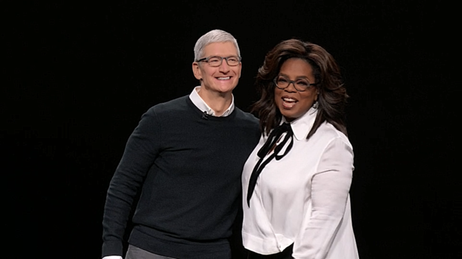 Apple TV+ - producent oficjalnie prezentuje swoją platformę VOD [18]