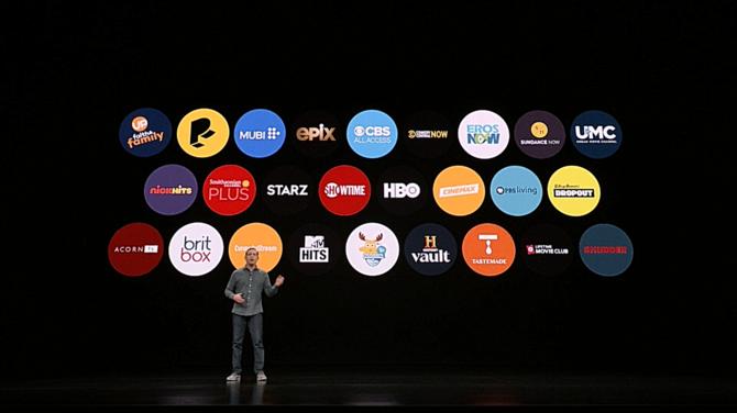 Apple TV+ - producent oficjalnie prezentuje swoją platformę VOD [3]