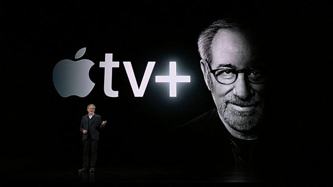Apple TV+ - producent oficjalnie prezentuje swoją platformę VOD [7]