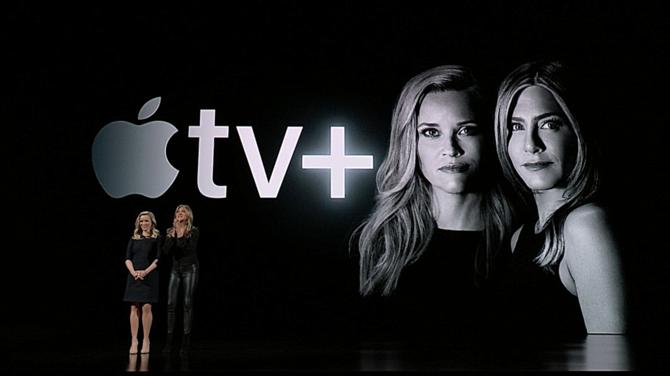 Apple TV+ - producent oficjalnie prezentuje swoją platformę VOD [8]