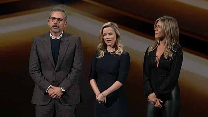 Apple TV+ - producent oficjalnie prezentuje swoją platformę VOD [9]