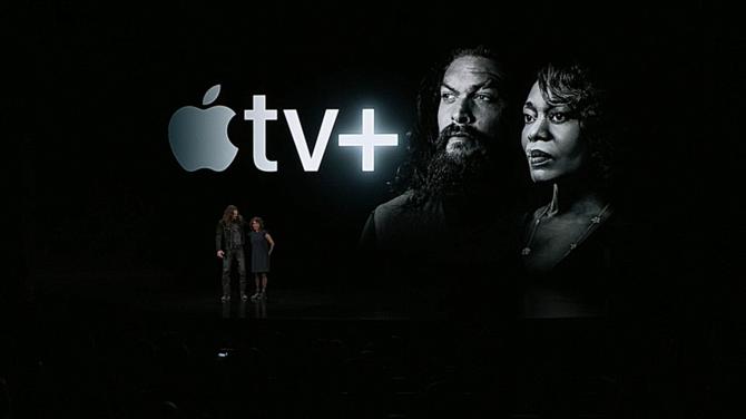 Apple TV+ - producent oficjalnie prezentuje swoją platformę VOD [10]