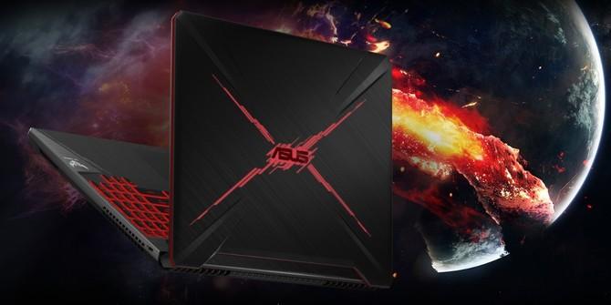Laptopy ASUS z AMD Ryzen oraz kartami GTX 1660 Ti i RTX 2060 [1]