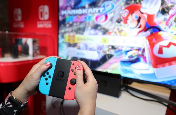 Nintendo Switch - mogą pojawić się dwie nowe wersje konsoli [1]