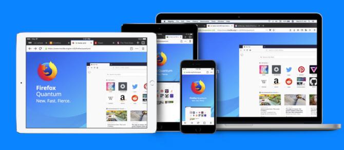 Przeglądarka Mozilla Firefox w wersji dla tabletów Apple iPad [2]