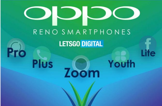 Specyfikacja Oppo Reno - seria smartfonów obejmuje 5 modeli  [2]