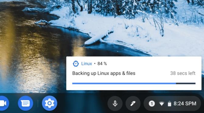 Chrome OS 73 z lepszym wsparciem dla aplikacji Linuksowych [3]