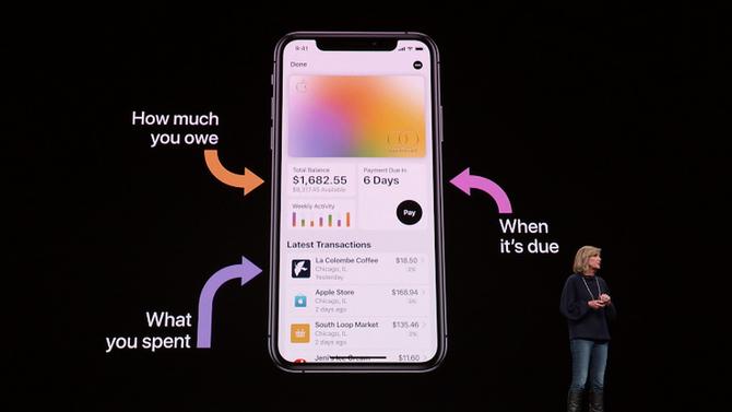 Co zaproponuje Apple Card, czyli tytanowa karta kredytowa? [1]