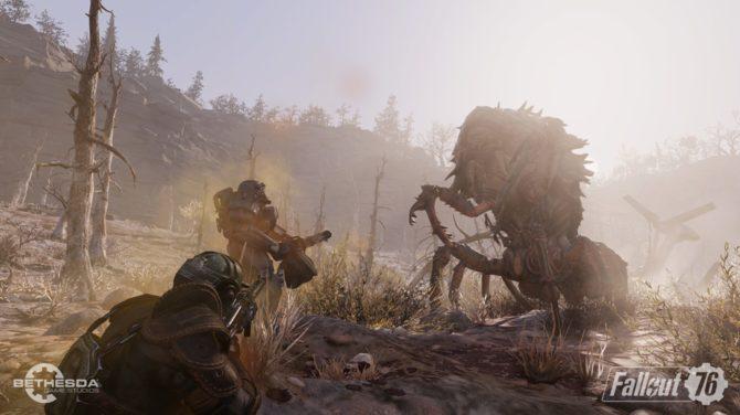 Nowy Wolfenstein, DOOM, RAGE i Fallout 76 trafią na Steam [1]