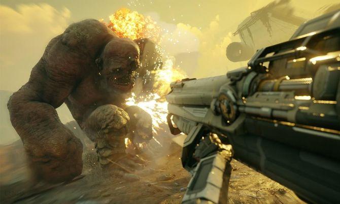 Nowy Wolfenstein, DOOM, RAGE i Fallout 76 trafią na Steam [2]