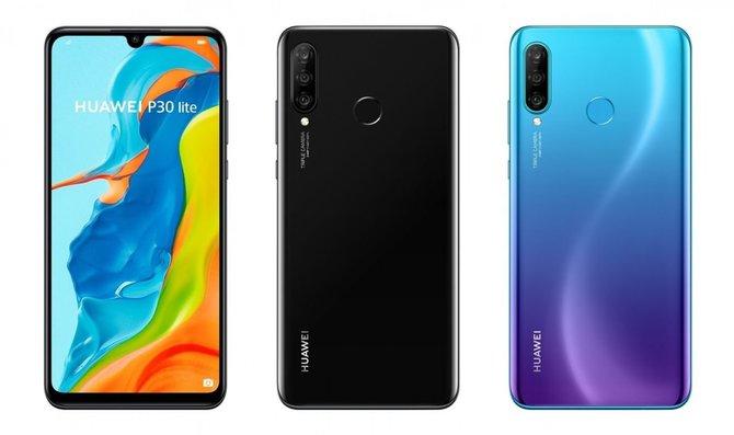 Huawei P30 Lite w pre-orderze. Czy powieli sukces poprzednika? [1]