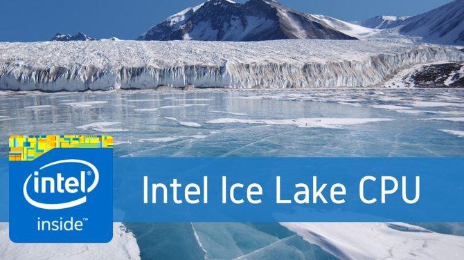 Procesor Intel Ice Lake-U odkryty w bazie programu CPU-Z [1]
