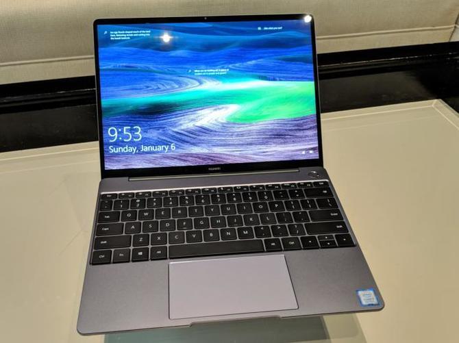 W laptopach Huawei Matebook odkryto lukę bezpieczeństwa [2]